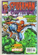 Spider-man Chapter One #8 comic book mint 9.8