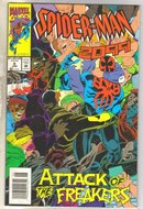 Spider-man 2099 #8 comic book mint 9.8