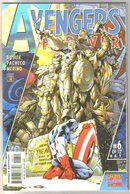 Avengers Forever #6 comic book mint 9.8