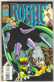 Rogue #3 comic book mint 9.8