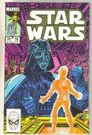 Star Wars #76 comic book very good 4.0