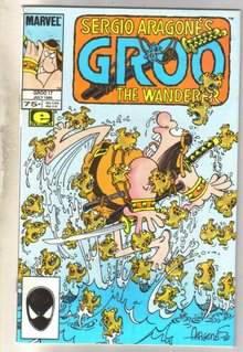 Groo #17 comic book near mint 9.4