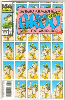Groo #118 comic book near mint 9.4