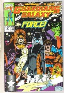 Guardians of the Galaxy #5 comic book near mint 9.4