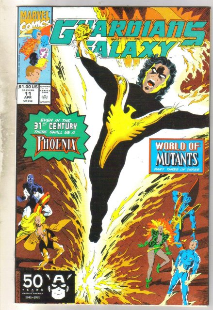 Guardians of the Galaxy #11 comic book near mint 9.4