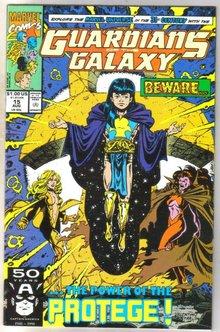 Guardians of the Galaxy #15 comic book near mint 9.4