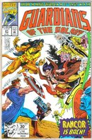 Guardians of the Galaxy #21 comic book mint 9.8