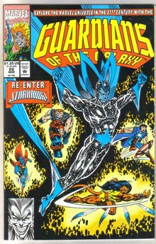 Guardians of the Galaxy #22 comic book mint 9.8