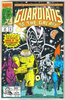 Guardians of the Galaxy #26 comic book near mint 9.4