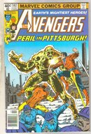 Avengers #192 comic book near mint 9.4
