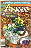 Avengers #205 comic book near mint 9.4