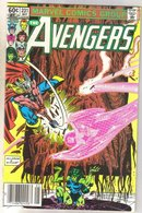 Avengers #231 comic book near mint 9.4