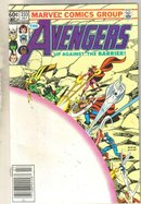 Avengers #233 comic book near mint 9.4
