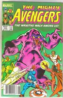 Avengers #244 comic book near mint 9.4