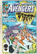 Avengers #247 comic book near mint 9.4