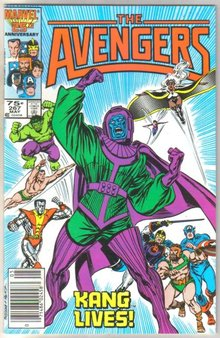 Avengers #267 comic book mint 9.8
