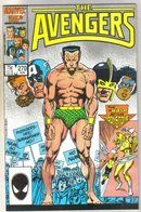 Avengers #270 comic book near mint 9.4