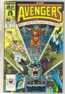 Avengers #287 comic book mint 9.8