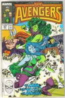 Avengers #297 comic book near mint 9.4