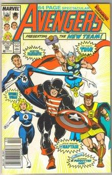 Avengers #300 comic book near mint 9.4