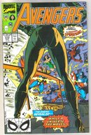 Avengers #315 comic book mint 9.8