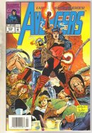 Avengers #373 comic book near mint 9.4