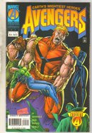 Avengers #393 comic book near mint 9.4