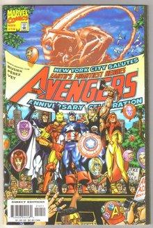 Avengers #10 comic book mint 9.8