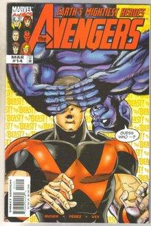 Avengers #14 comic book mint 9.8