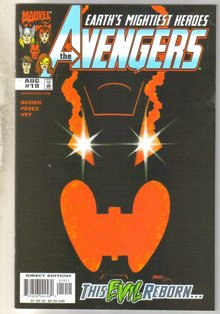Avengers #19 comic book mint 9.8