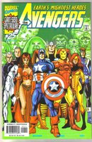 Avengers #25 comic book mint 9.8