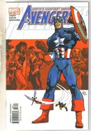 Avengers #473 comic book near mint 9.4