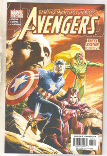 Avengers #65 comic book near mint 9.4