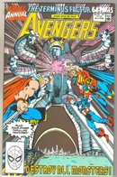Avengers Annual #19 comic book mint 9.8