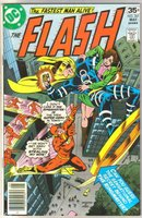 The Flash #261 comic book very fine 8.0