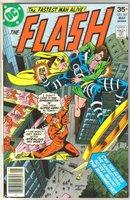The Flash #261 comic book very fine 8.0