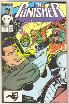 Punisher #3 comic book near mint 9.4