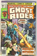Ghost Rider #24 comic book fine 6.0