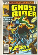 Ghost Rider #36 comic book very fine 8.0