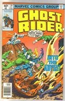 Ghost Rider #39 comic book near mint 9.4