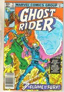 Ghost Rider #72 comic book near mint 9.4