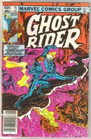 Ghost Rider #76 comic book near mint 9.4
