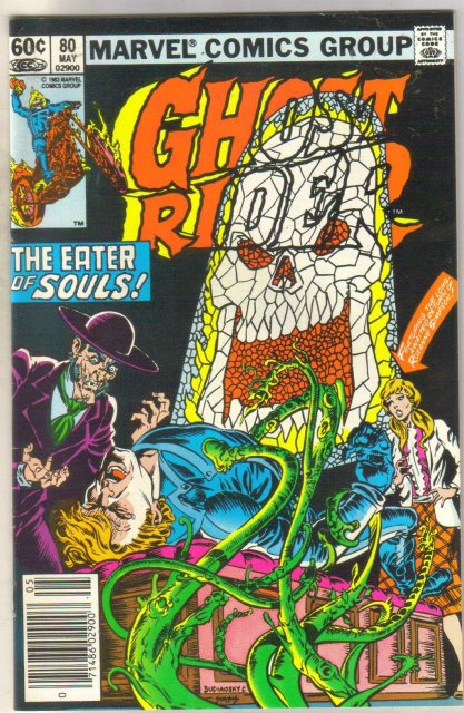 Ghost Rider #80 comic book near mint 9.4