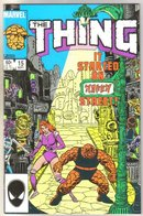 The Thing #15 comic book mint 9.8