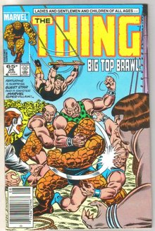 The Thing #26 comic book near mint 9.4