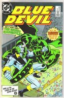 Blue Devil #26 comic book near mint 9.4