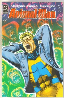 Animal Man #2 comic book mint 9.8