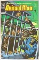 Animal Man #3 comic book near mint 9.4