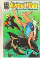 Animal Man #15 comic book near mint 9.4