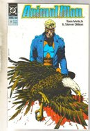 Animal Man #33 comic book near mint 9.4